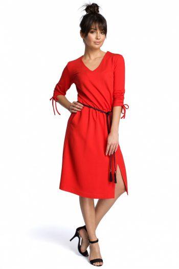 Rochie de seară BE roşu