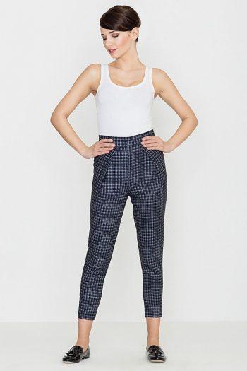 Pantaloni de damă Lenitif negru