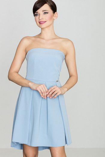 Rochie elegantă Lenitif albastru