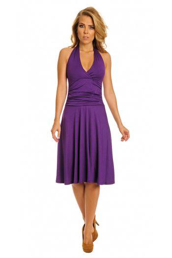 Rochie de zi Lemoniade violet