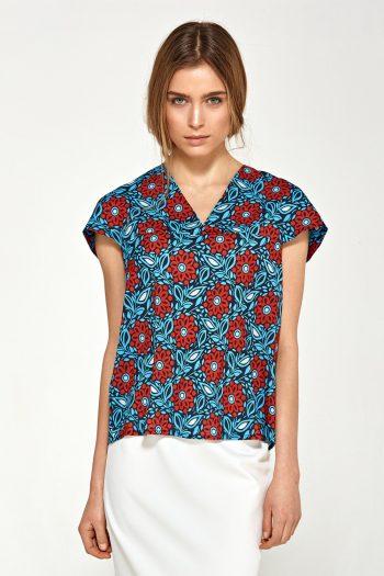 Bluză Nife albastru