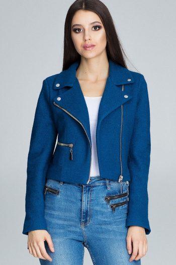 Jachetă Figl albastru