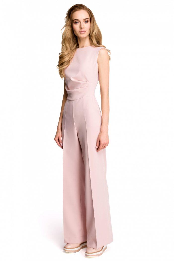Salopetă Style roz