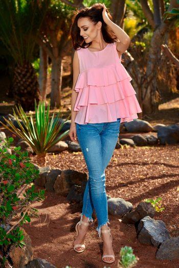 Bluză Lemoniade roz
