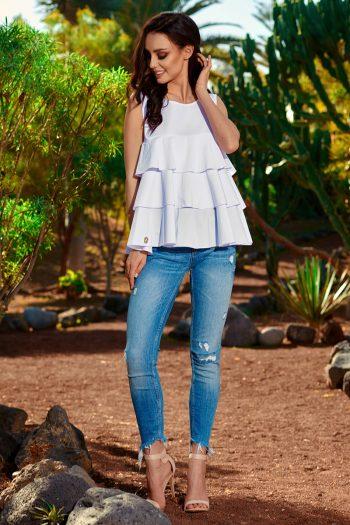 Bluză Lemoniade alb