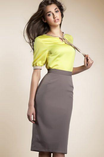 Bluză Nife galben