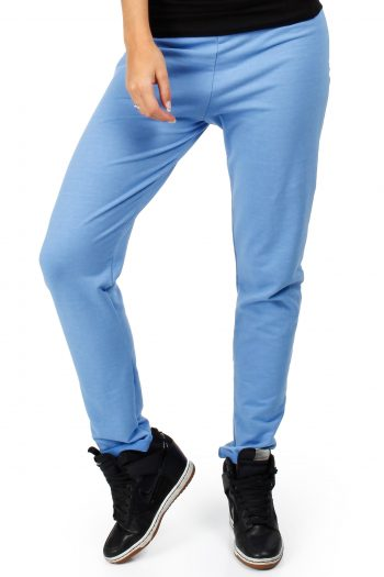 Pantaloni de trening Moe albastru