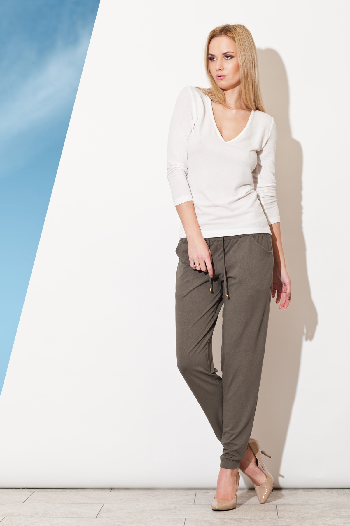 Pantaloni De Dama Figl 29399
