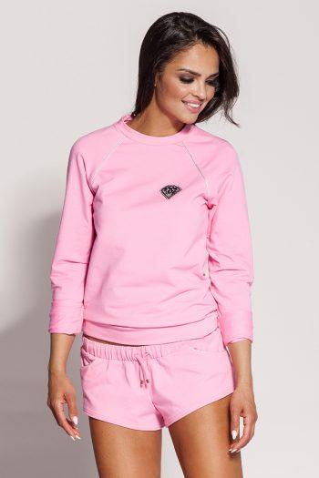 Pantaloni scurţi Dursi roz
