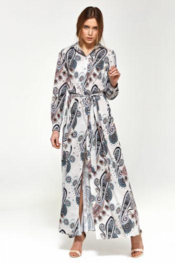 Rochie de zi Nife alb