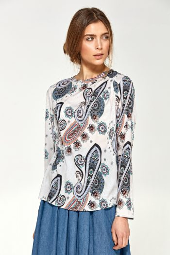 Bluză Nife alb