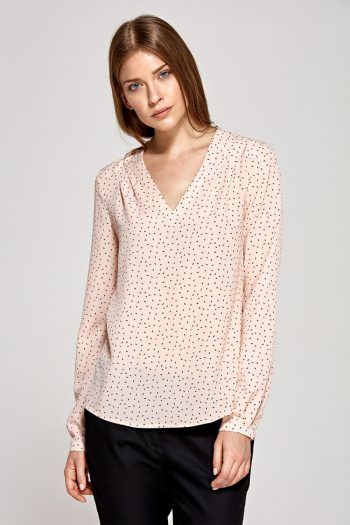 Bluză Colett roz