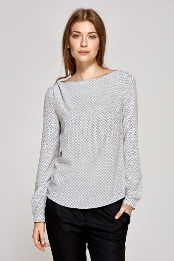 Bluză Colett alb