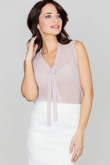Bluză Lenitif violet