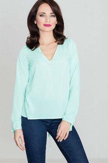 Bluză Lenitif verde