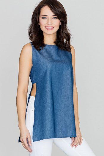 Bluză Lenitif albastru