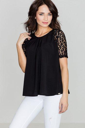Bluză Lenitif negru