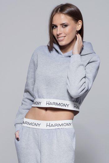 Bluză Eharmony gri