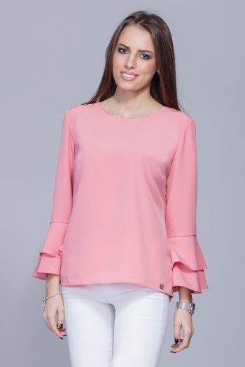 Bluză Eharmony roz