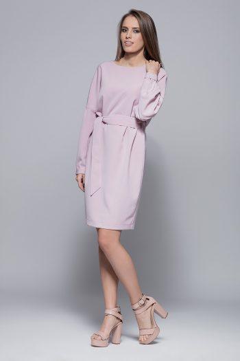 Rochie de zi Eharmony roz