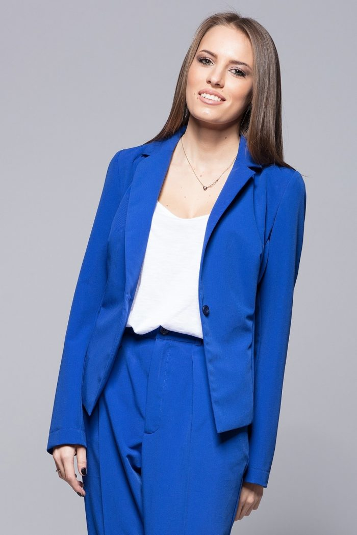 Sacou Eharmony albastru