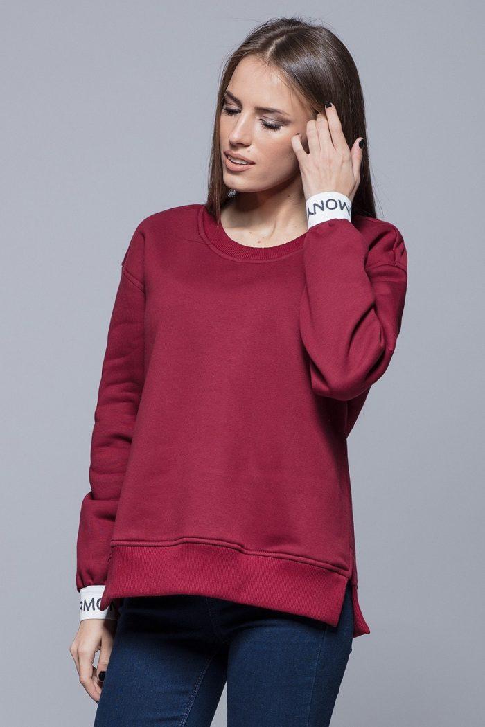 Bluză Eharmony roşu