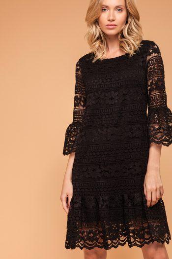 Rochie de seară ECHO negru