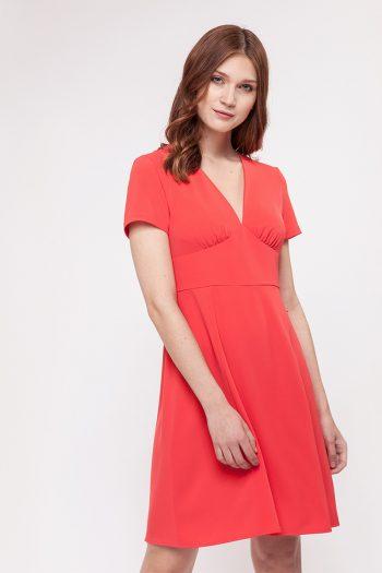 Rochie de zi ECHO roşu