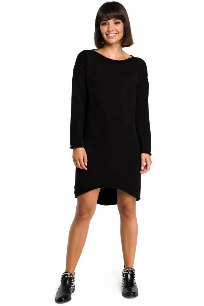 Rochie de zi BE Knit negru