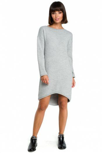 Rochie de zi BE Knit gri