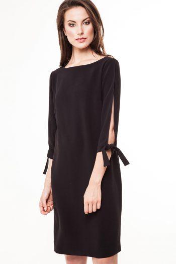 Rochie de zi ECHO negru