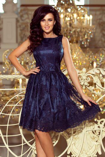 Rochie de seară Numoco Bleumarin