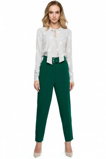 Pantaloni lungi Style verde