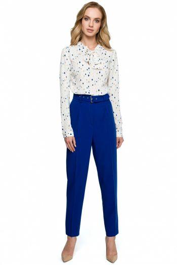 Pantaloni lungi Style albastru