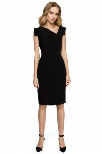 Rochie elegantă Style negru