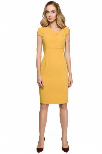 Rochie elegantă Style galben