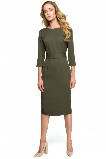 Rochie de zi Style verde