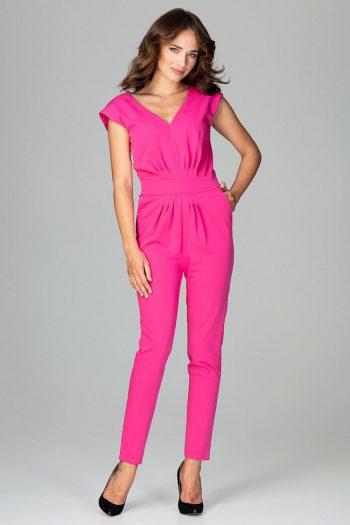 Salopetă Lenitif roz