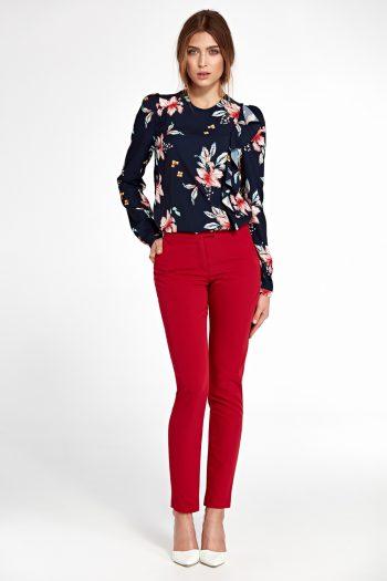 Pantaloni lungi Nife roşu