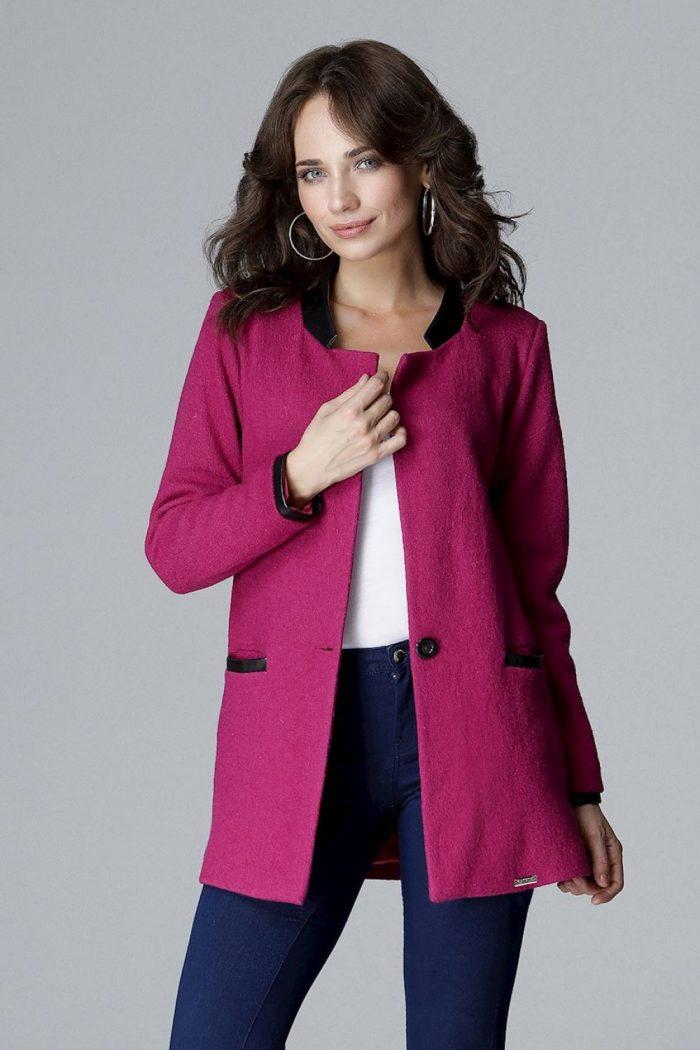 Jachetă Lenitif roz