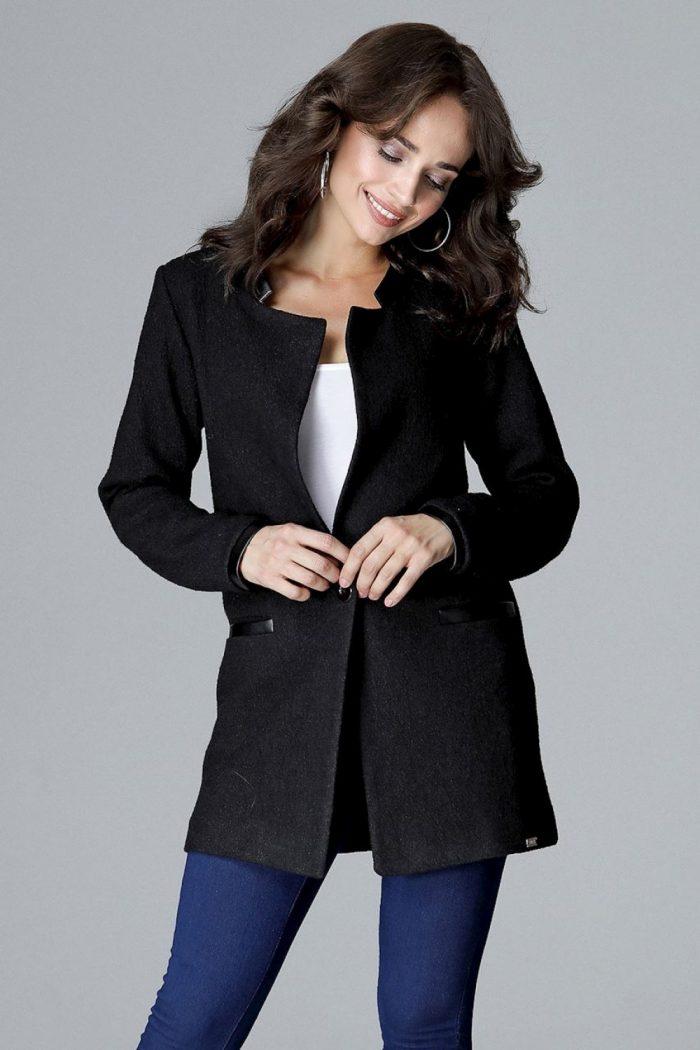Jachetă Lenitif negru