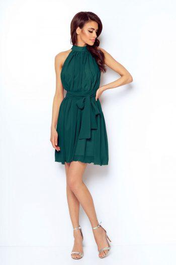 Rochie elegantă IVON verde