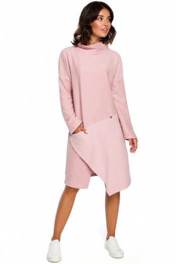Rochie de zi BE roz