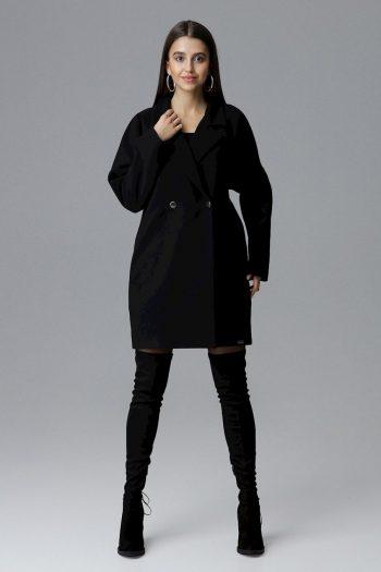 Palton Figl negru