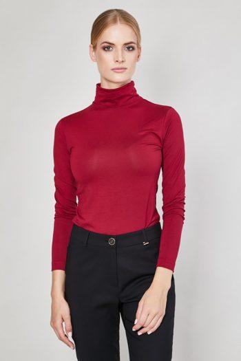 Helancă Click Fashion roşu