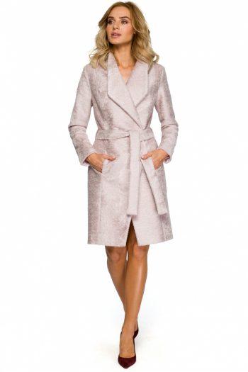 Palton Moe roz