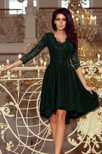 Rochie de seară Numoco verde