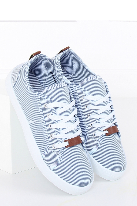 Pantofi de sport culoarea albastru – 127108