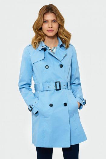 Palton Greenpoint albastru