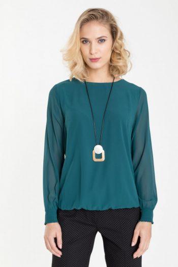 Bluză Greenpoint verde